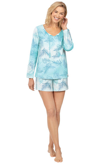 Margaritaville® Rest & Relaxation Short Set - Blue Ombre
