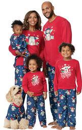 Baby Yoda Matching Family Pajamas by Munki Munki® image number 0