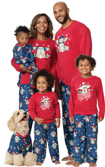 Baby Yoda Matching Family Pajamas by Munki Munki®