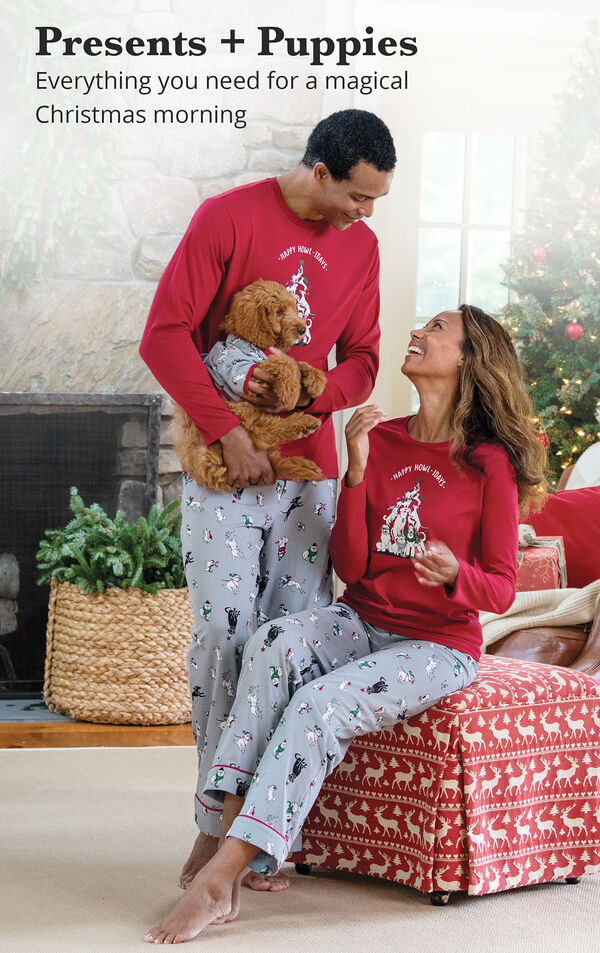Happy Howlidays Pet & Owner image number 1