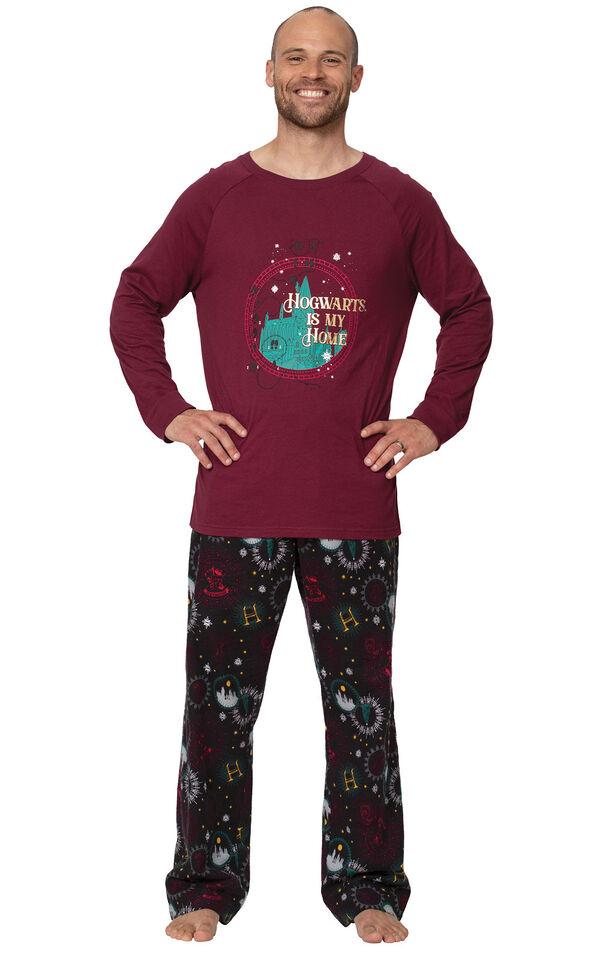 Harry Potter Men's Pajamas image number 0