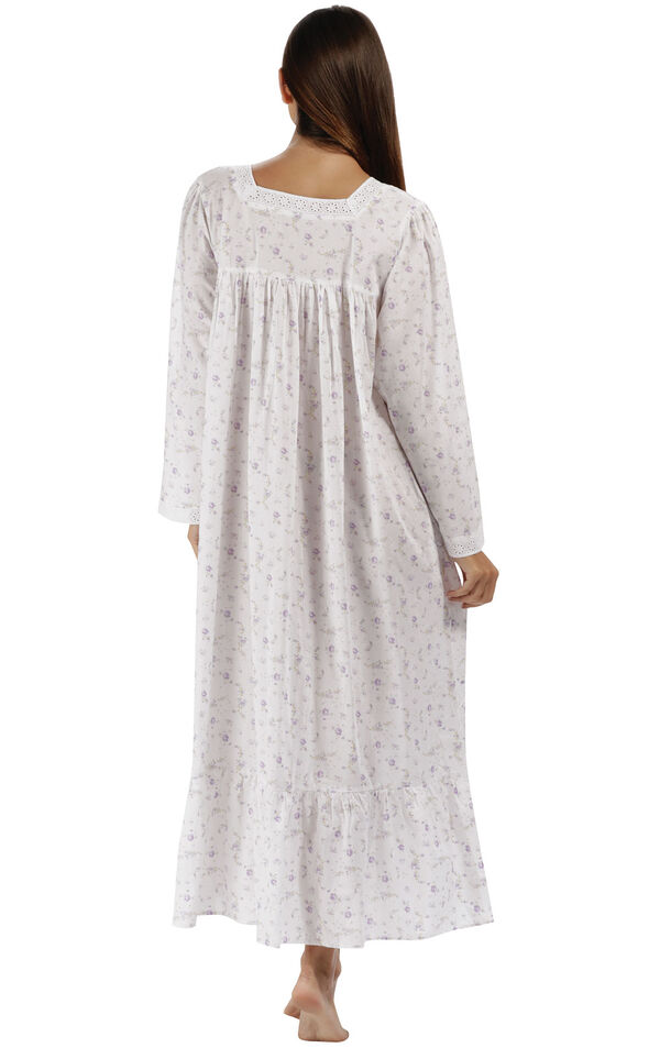 Violet Nightgown image number 1