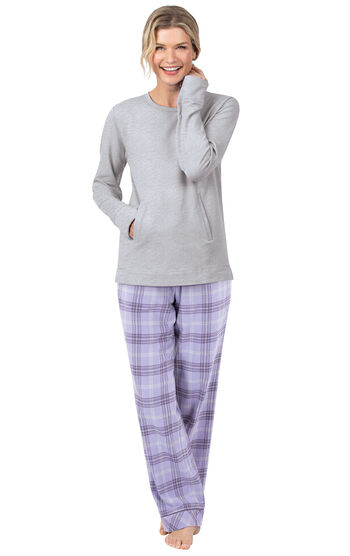 Addison Meadow Frosted Flannel Pajamas