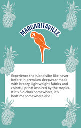 Margaritaville® Boyfriend Pajamas image number 5