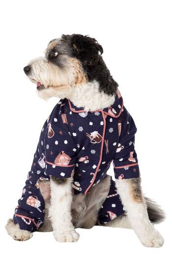 Mugs & Kisses Dog Pajamas