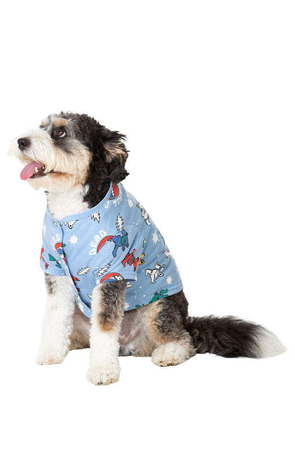 Blue Grateful Dead PJ - Pets image number 0