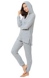 Cozy Escape Pajamas - Blue image number 1