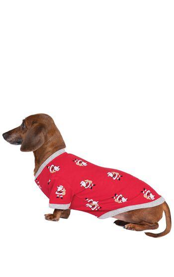 St. Nick Dog Pajamas
