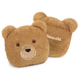 Bear Head Pillow