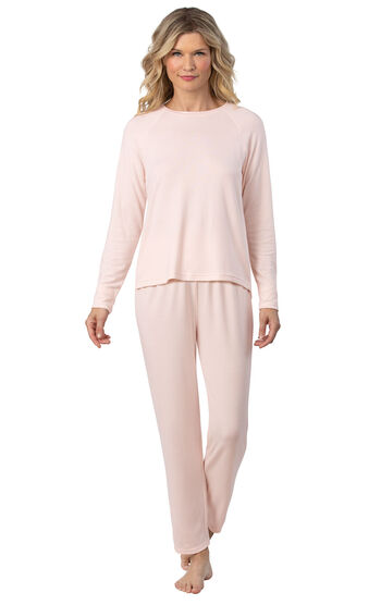 Naturally Nude Knit Pajamas