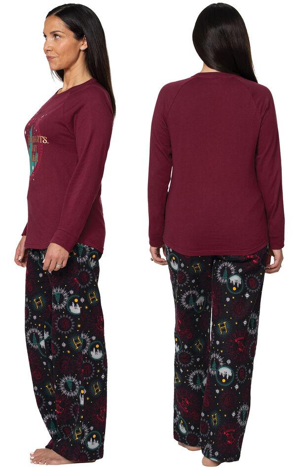Harry Potter Women's Pajamas image number 1