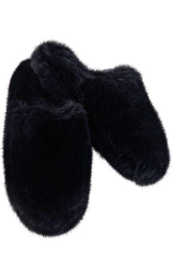 Black Fuzzy Wuzzies