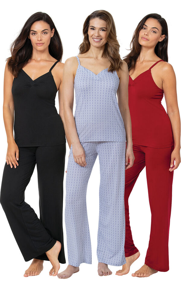 Ultimate Naturally Nude Cami PJs Gift Set image number 0