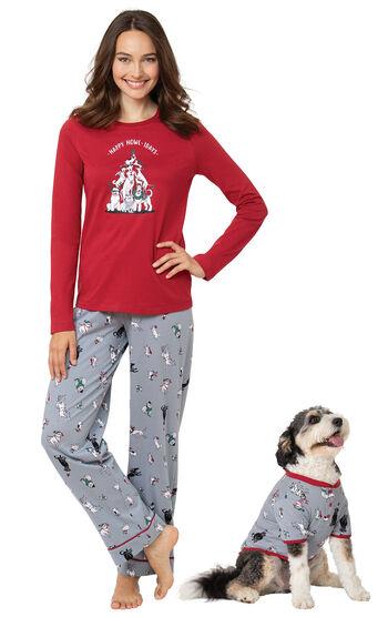 Happy Howlidays Pet & Owner Pajamas