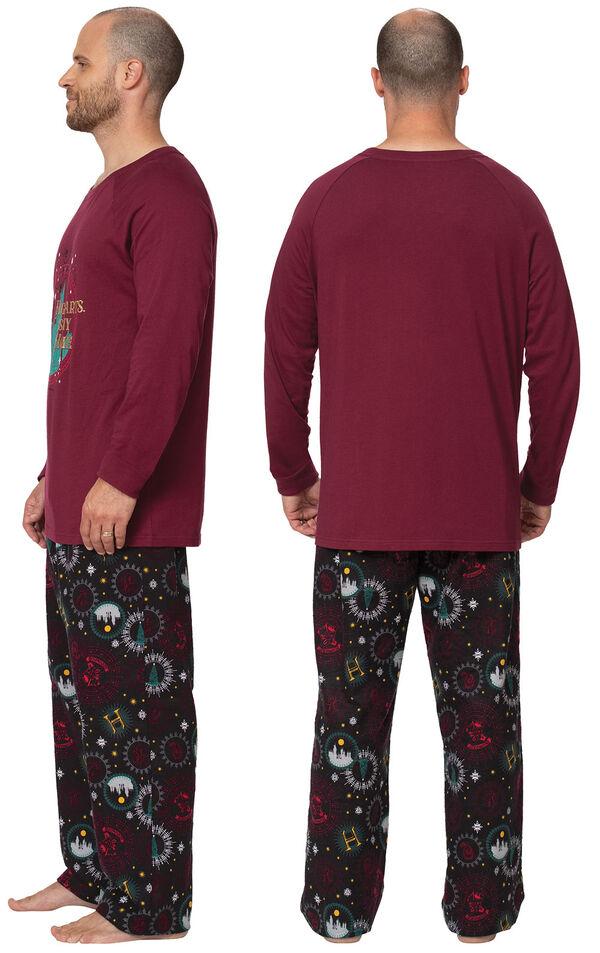 Harry Potter Men's Pajamas image number 1