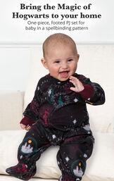 Harry Potter Infant Pajamas image number 1