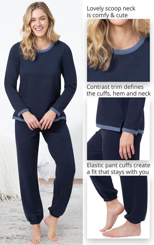 World's Softest Jogger Pajamas image number 3