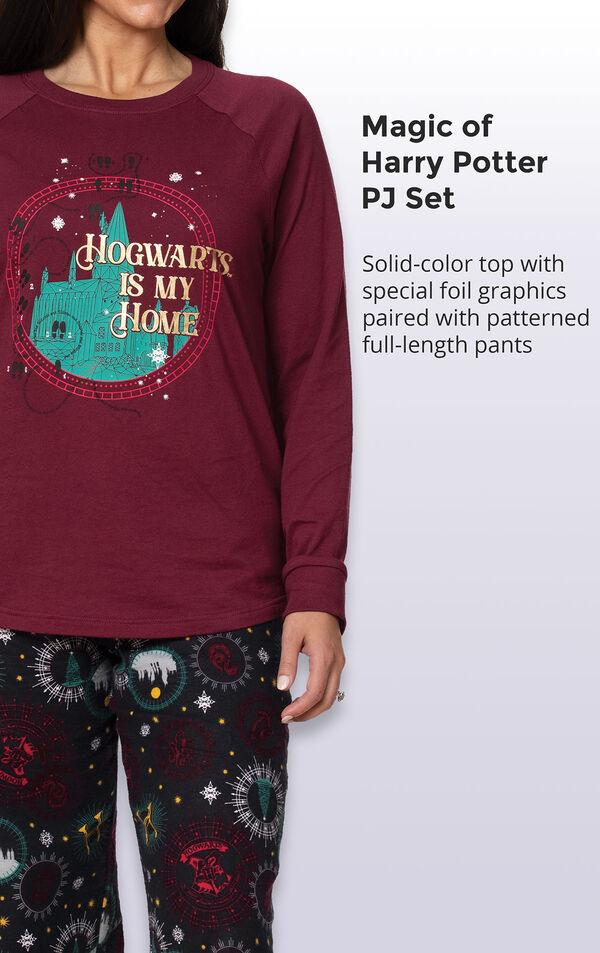 Harry Potter Matching Family Pajamas image number 2
