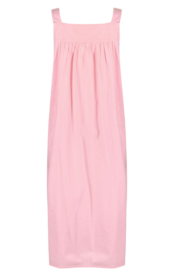 Model wearing Meghan Nightgown in Pink for Women image number 3