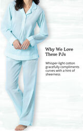 Addison Meadow Summer Pullover PJs image number 2