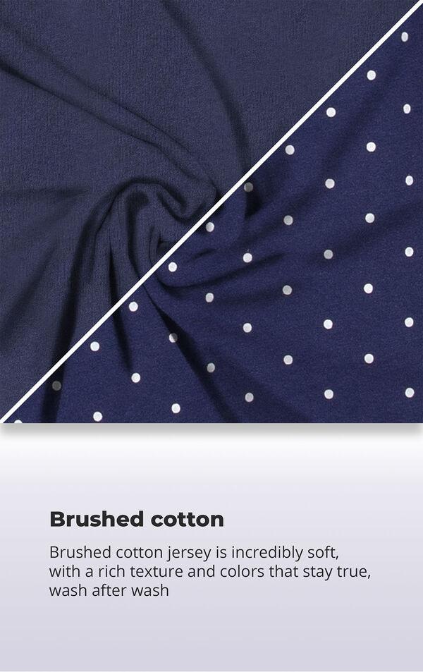 Classic Polka-Dot 3-Piece Pajama Set image number 6
