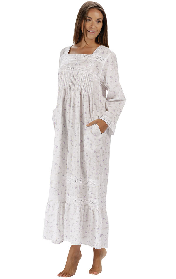 Violet Nightgown image number 2
