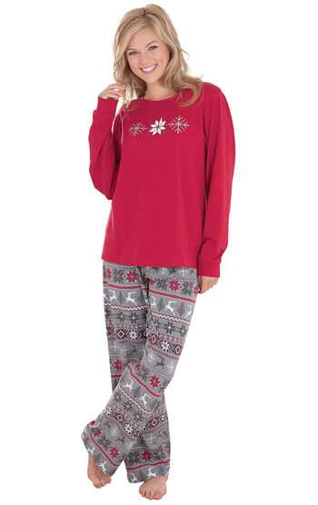Nordic Women's Pajamas