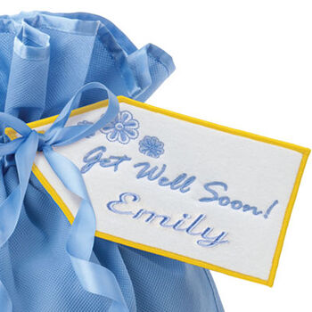 Get Well Soon! Gift Tag