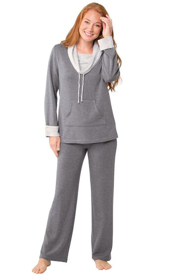 World's Softest Pajamas - Charcoal