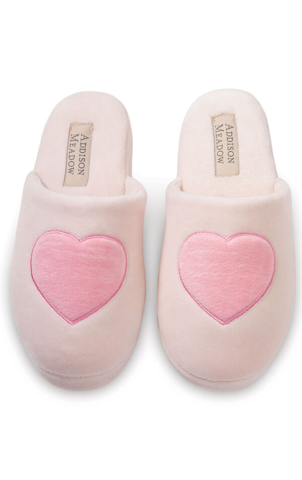 Heart Slippers image number 0