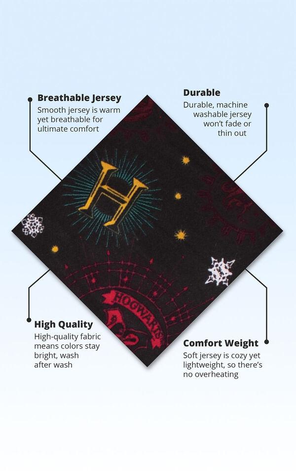 Harry Potter Men's Pajamas image number 5