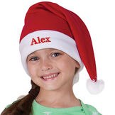 Santa Snuggle Hat for Toddlers