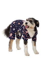 Mugs & Kisses Dog Pajamas image number 2