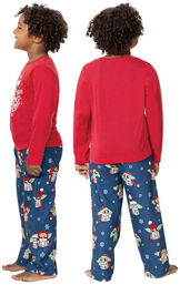 Baby Yoda Boys Pajamas by Munki Munki® image number 1