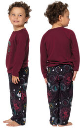 Harry Potter Boys Pajamas image number 1