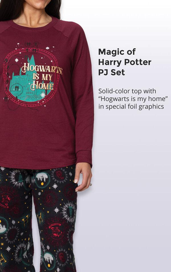 Harry Potter Women's Pajamas image number 3
