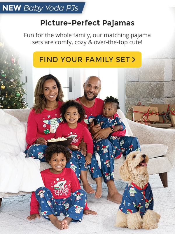 Picture-Perfect Pajamas - Find Your Family Set
